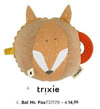 Bal mr. fox-Trixie