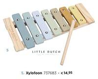 Xylofoon-Little Dutch