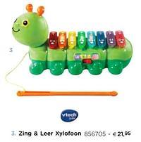 Zing + leer xylofoon-Vtech