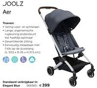 Aer elegant blue-Joolz