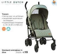 Little dutch olive-Little Dutch