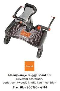 Meerijplankje buggy board 3d maxi plus-Lascal