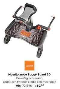 Meerijplankje buggy board 3d mini-Lascal