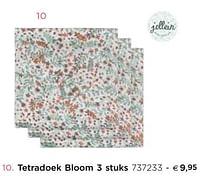 Tetradoek bloom-Jollein