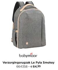 Verzorgingsrugzak le pyla smokey-BabyMoov