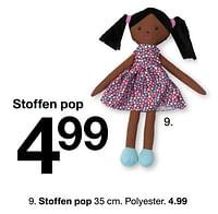 Stoffen pop-Huismerk - Zeeman