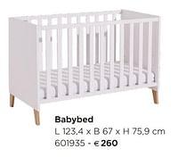 Babybed-Trans Land