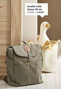 Knuffel little goose-Little Dutch