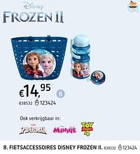Fietsaccessoires disney frozen ii-Disney  Frozen