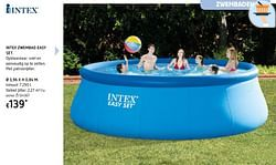 Intex zwembad easy set