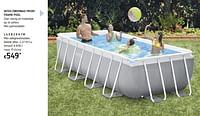 Intex zwembad prism frame pool-Intex