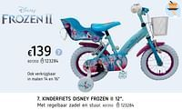 Kinderfiets disney frozen ii 12-Disney  Frozen