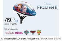 Kinderfietshelm disney frozen ii 53-56 cm-Disney  Frozen