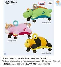 Little tikes loopwagen pillow racer bee-Little Tikes