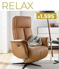 Relax-Huismerk - Euroshop