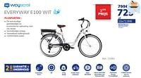 Wayscral everyway e100 wit-Wayscrall