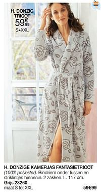 Donzig tricot-Huismerk - Damart