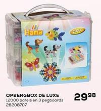 Opbergbox de luxe-Hama