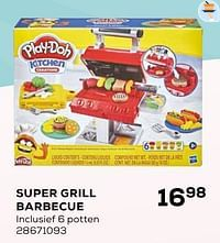 Super grill barbecue-Hasbro