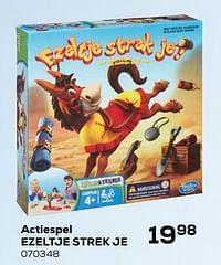 Actiespel ezeltje strek je-Hasbro