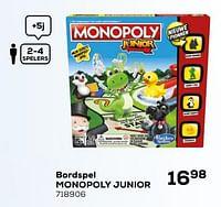 Bordspel monopoly junior-Hasbro