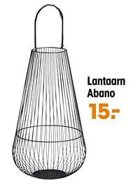 Lantaarn abano-Huismerk - Kwantum