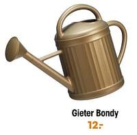 Gieter bondy-Huismerk - Kwantum