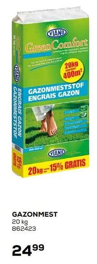 Gazonmest-Viano