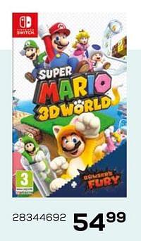 Super mario 3d world-Nintendo
