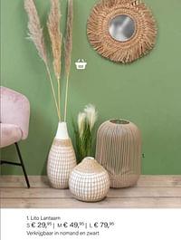 Lito lantaarn-Huismerk - Multi Bazar