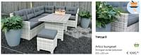 Artico loungeset diningset wicker-polywood-Tierra Outdoor
