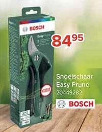 Bosch snoeischaar easy prune-Bosch