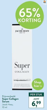 Super collagen serum jacob hooy-Jacob Hooy