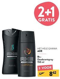 Deodorantspray-Axe