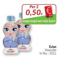 Evian mascotte-Evian