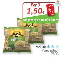 Mc cain puree natuur-Mc Cain