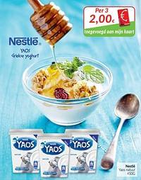 Nestlé yaos natuur-Nestlé