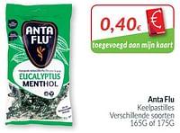 Anta flu keelpastilles-Anta Flu