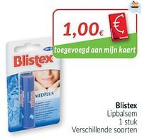 Blistex lipbalsem-Blistex