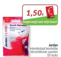 Jordan interdentaal borsteltje-Jordan