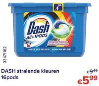Dash stralende kleuren-Dash