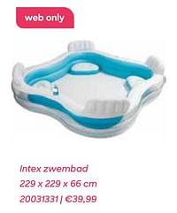 Intex zwembad-Intex