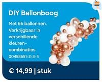 Diy ballonboog-Huismerk - Ava