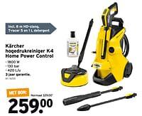 Kärcher hogedrukreiniger k4 home power control-Kärcher