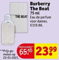 Burberry the beat edp-Burberry