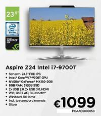 Acer aspire z24 intel i7-9700t-Acer
