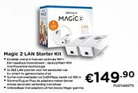 Devolo magic 2 lan starter kit-Devolo