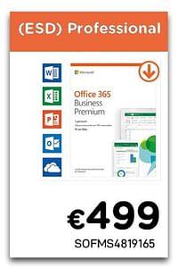 Office 365 esd professional-Microsoft