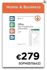 Office home + business-Microsoft