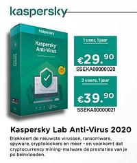 Kaspersky lab anti-virus 2020-Kaspersky